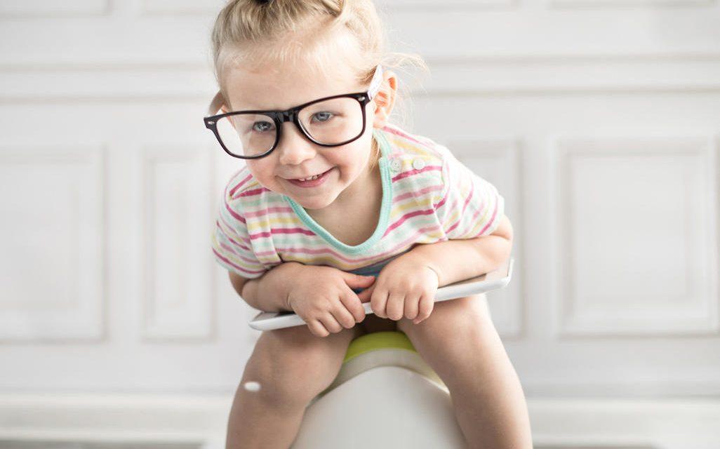 آموزش توالت رفتن و کنترل دفع کودک
