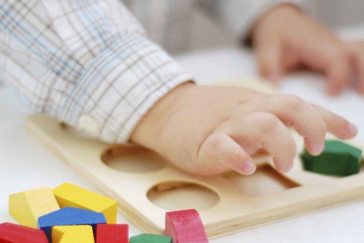 تمرین و آموزش برای تقویت ادراک شکل