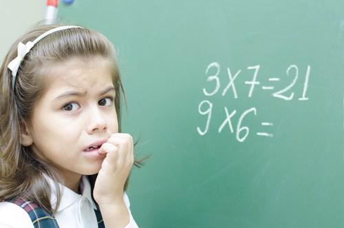 ملاک های تشخیص اختلال یادگیری در ریاضیات